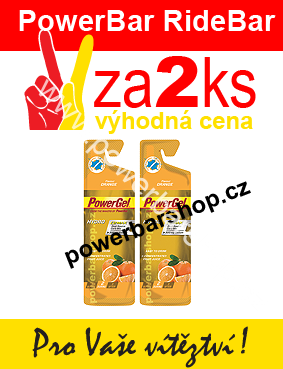 PowerBarHydroGel - 2 x pomeranč 67 ml