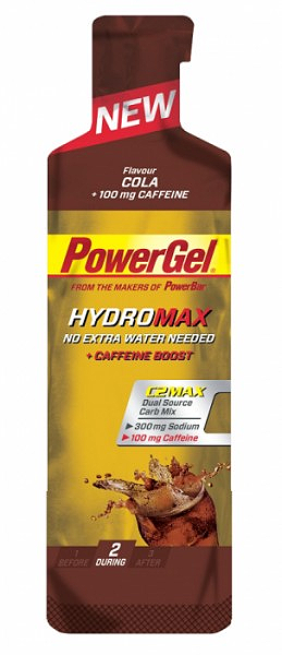 PowerBarHydroGel - cola+kofein 67 ml