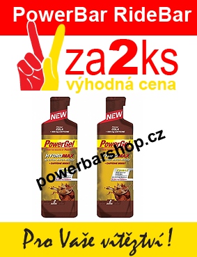 PowerBarHydroGel - 2 x cola+kofein 67 ml